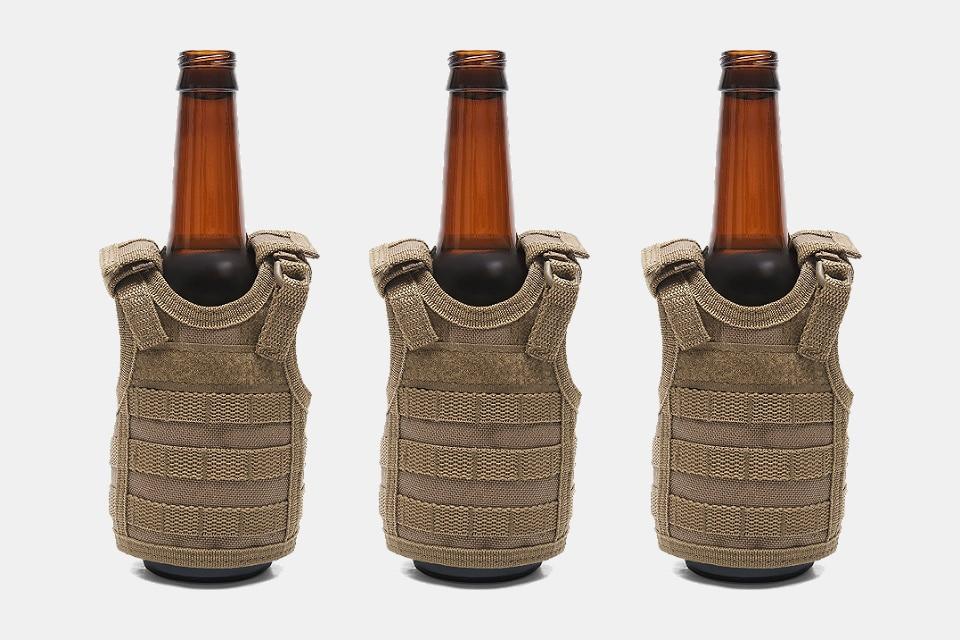 Tactical Vest Beer Koozie
