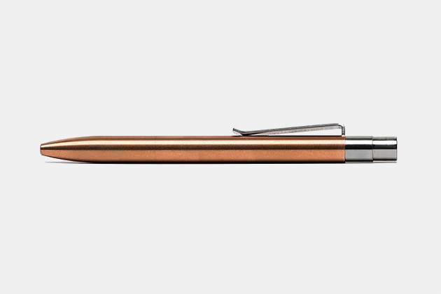 Tactile Turn Copper Mover Pen