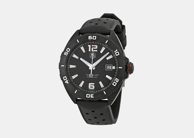 Tag Heuer Formula 1 Automatic Black Dial Watch