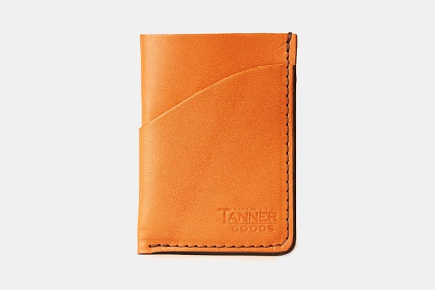 Tanner Goods Minimal Card Wallet