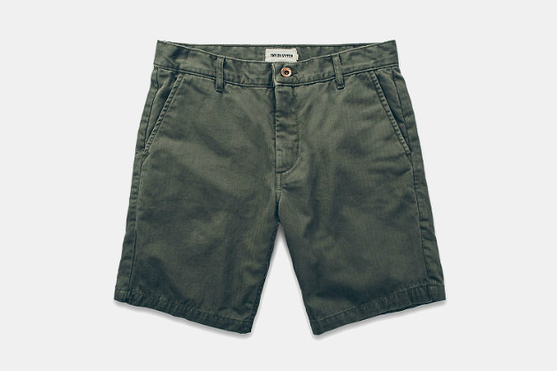 Taylor Stitch Camp Shorts