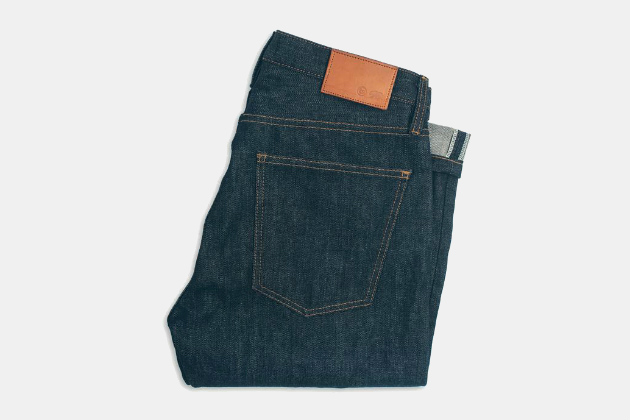 Taylor Stitch Democratic Jean in '68 Cone Mills Selvage