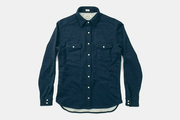 Taylor Stitch Glacier Shirt
