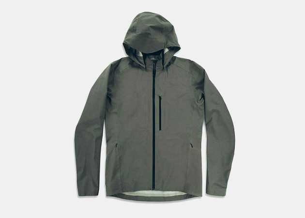 Taylor Stitch x Mission Workshop Meridian Jacket in Forest