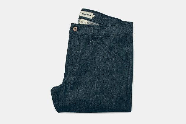 Taylor Stitch Moto Jeans