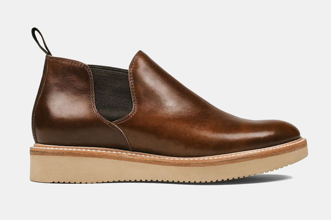 Taylor Stitch Ranch Low in Whiskey