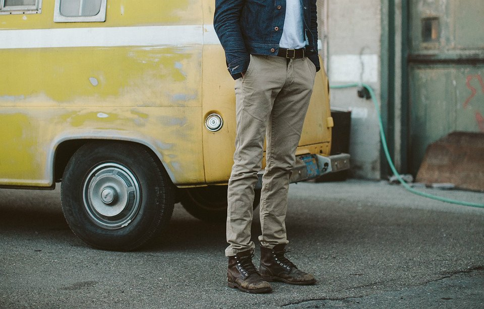 Taylor Stitch Standard Issue Chino Pants