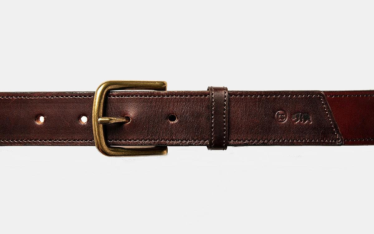 Taylor Stitch Stitched Belt