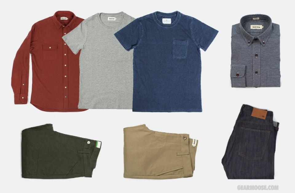 Taylor Stitch Essentials