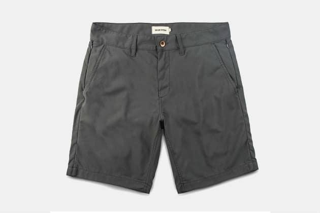 Taylor Stitch Travel Shorts