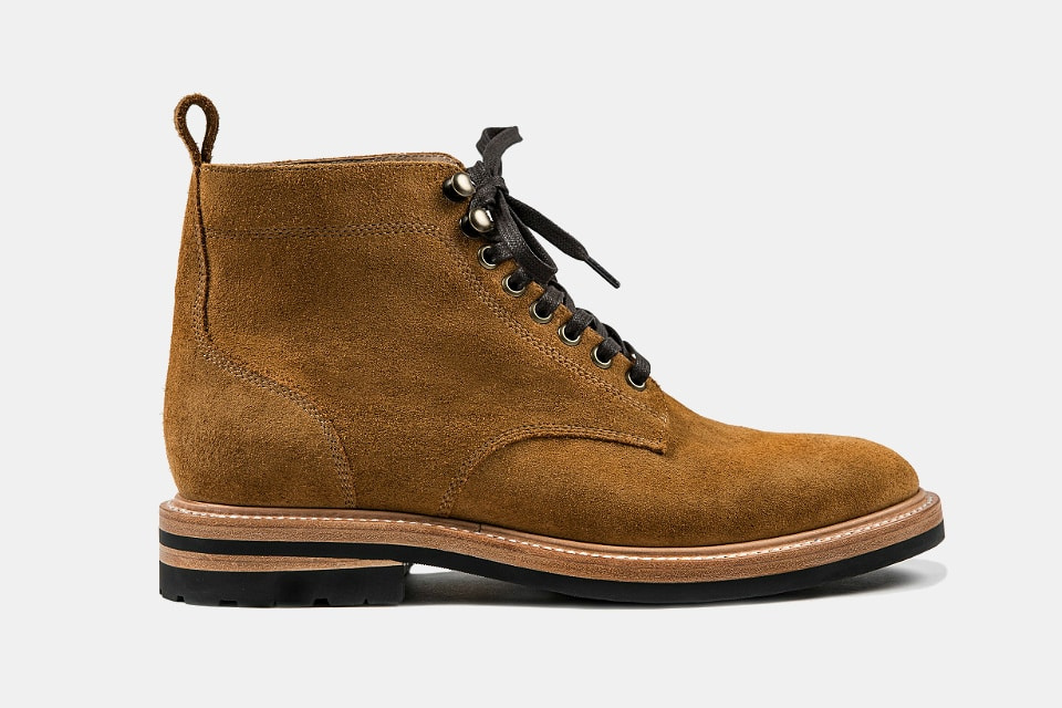 Taylor Stitch Trench Boot
