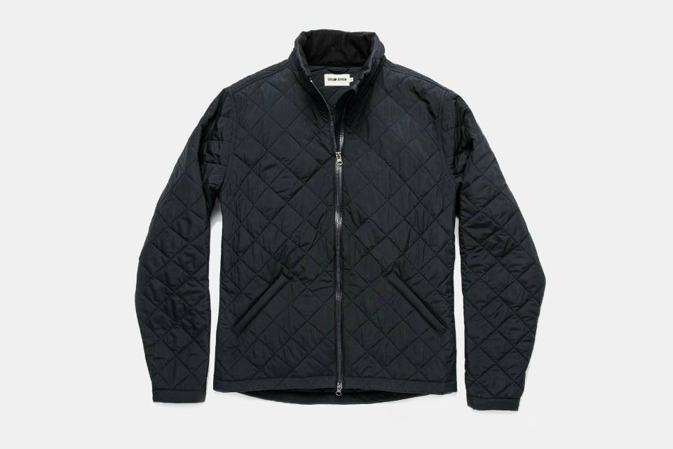 Taylor Stitch Vertical Jacket Navy
