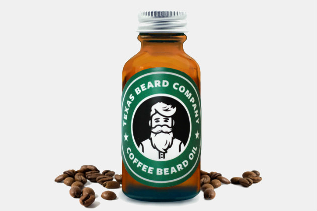 Texas Beard Co. Pecan Coffee Beard Oil