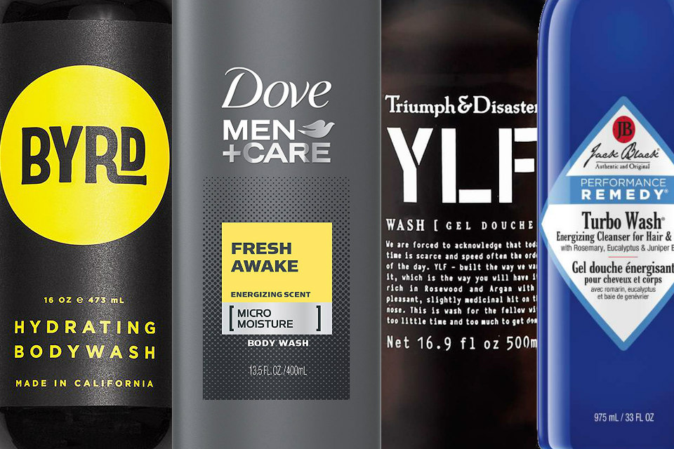 The 20 Best Body Washes For Men Gearmoose