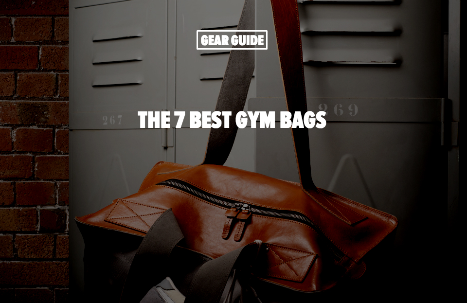 The Best Gym Bags