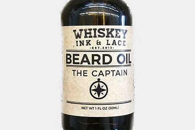 The Captain Beard Oil