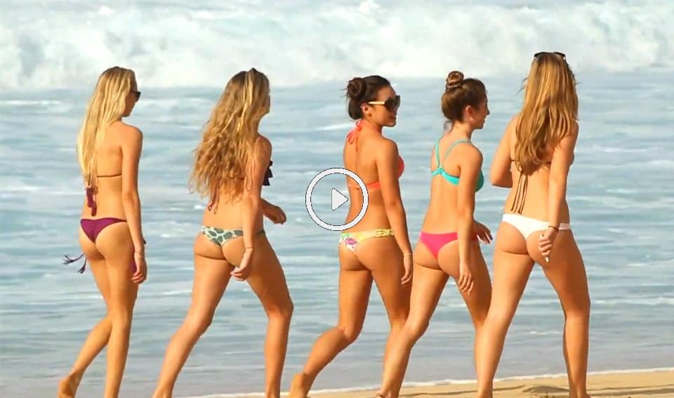 The Hueys Surf Hawaii Video