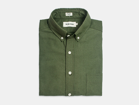 The Jack In Army Everyday Oxford
