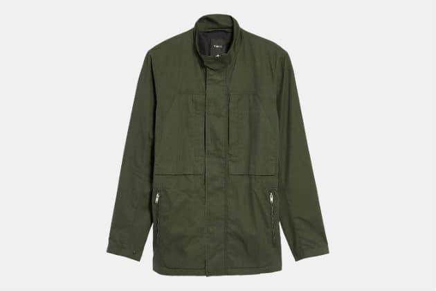 Theory Canvas Field Jacket