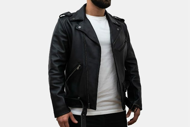 Thursday Boot Co. Motorcycle Jacket
