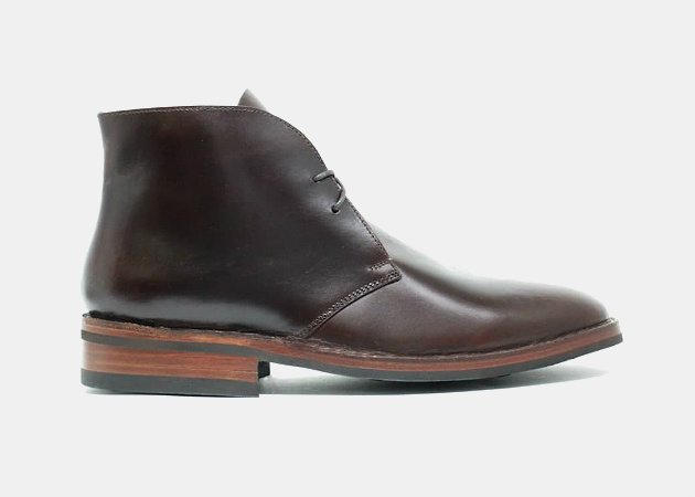 Thursday Boots Brown Scout Chukkas