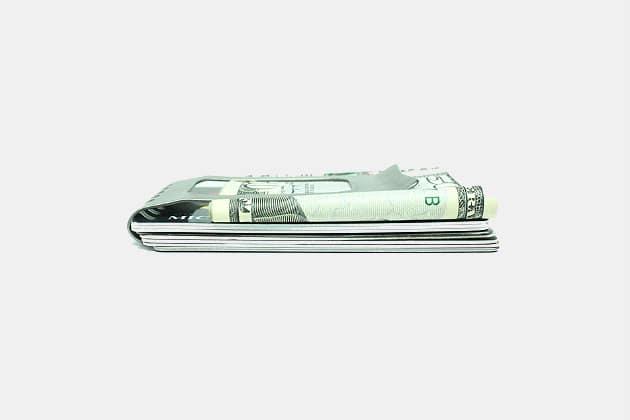 Ti2 Titanium Wallet