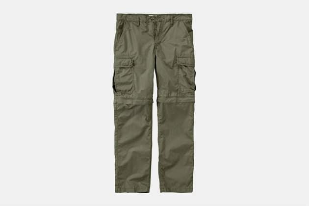 Timberland Ivanhoe Lake Convertible Zip-Off Hiking Pants