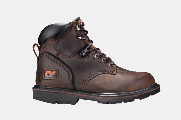 Timberland Pro Pit Boss Work Boots