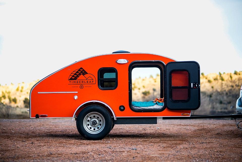 Timberleaf Camper Trailer