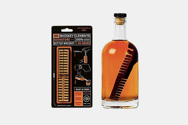 Time & Oak Signature Whiskey Elements