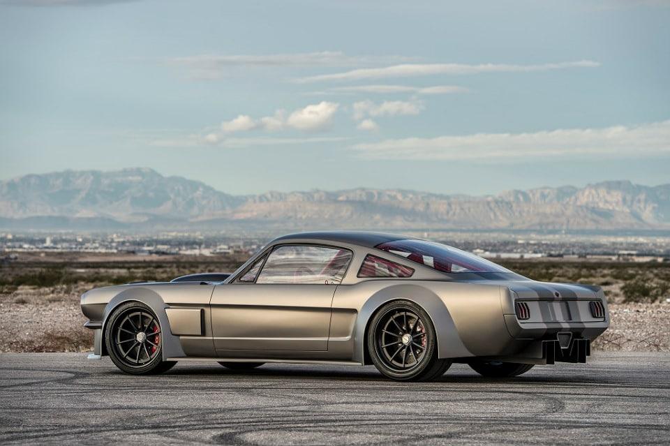 Timeless Kustoms Vicious Mustang