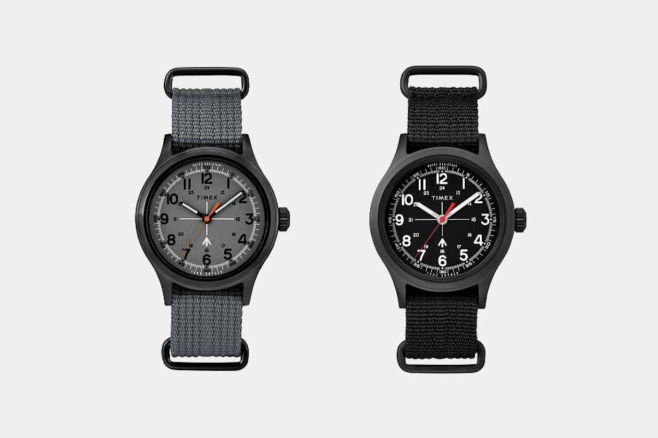 Timex + Todd Snyder Military Watch