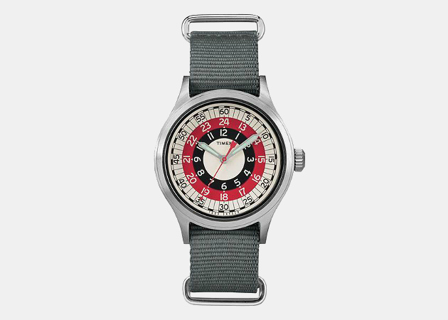 Timex x Todd Snyder The Mod Watch
