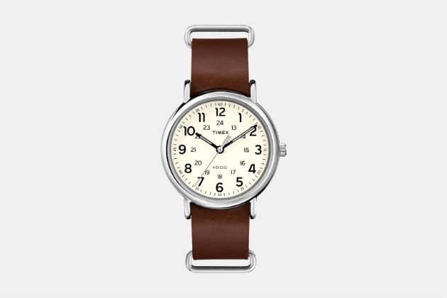 Timex Weekender Oversized