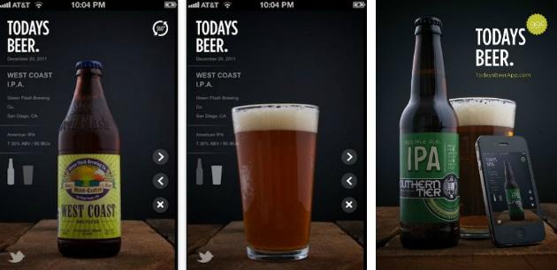 Today's Beer App