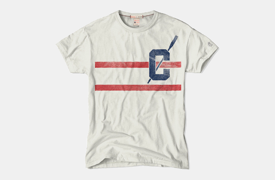 63a86560 Todd Snyder + Champion Double Stripe T-Shirt | GearMoose