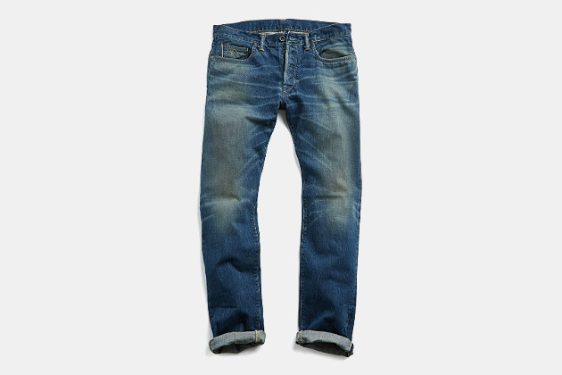Todd Snyder Made in LA Selvedge Denim Jean