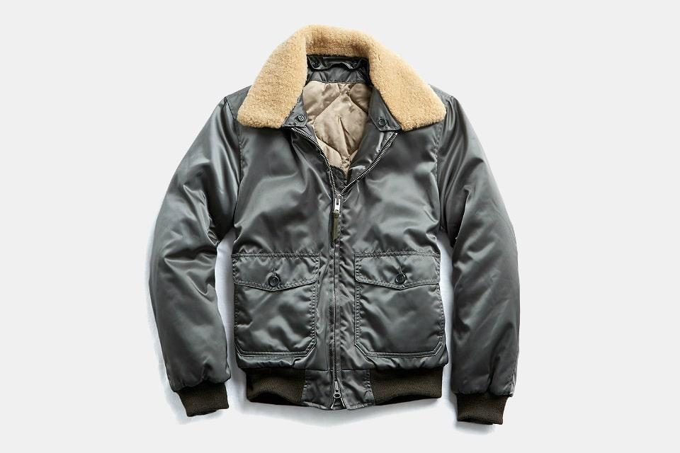 Golden Bear x Todd Snyder Bomber Jacket
