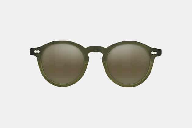 Todd Snyder x Moscot Miltzen Sonnenbrillen