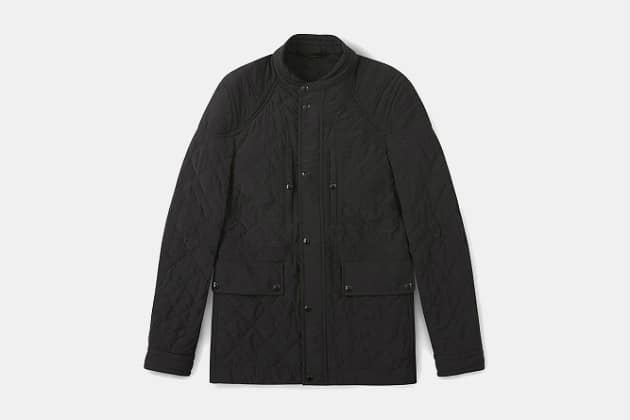 Tom Ford Quilted Field Jacket