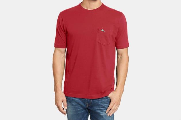 Tommy Bahama New Bali Sky Pocket T-Shirt