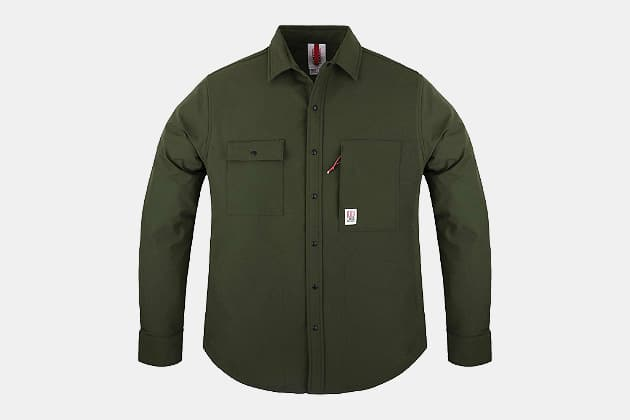 Topo Designs Breaker Shirt Jacket