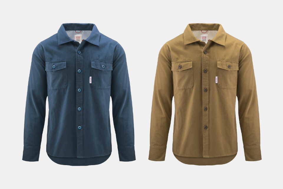 Topo Designs Field Shirt