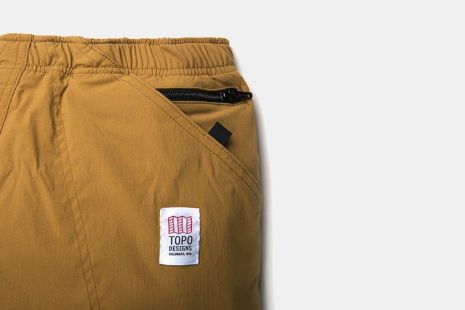 Topo Designs Tech Pants Side