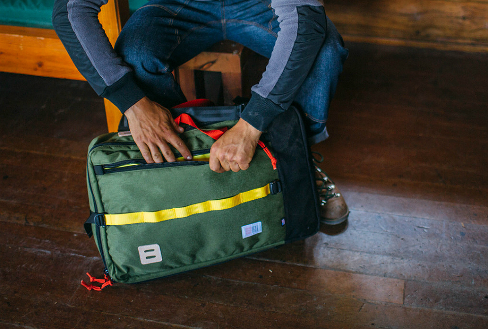 Topo Designs Travel Pack