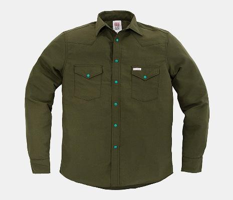 Topo Designs Mountain Shirt