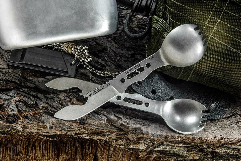 Tops Knives Fork It