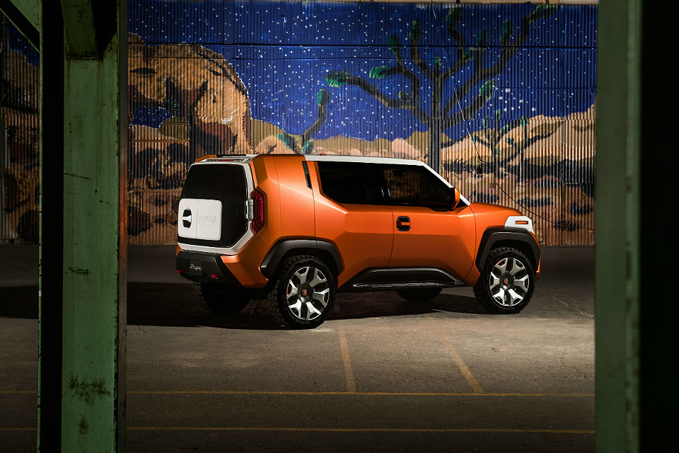 Toyota FT-X4 Concept