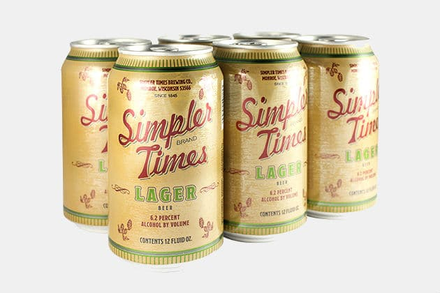 Trader Joe's Simpler Times Lager