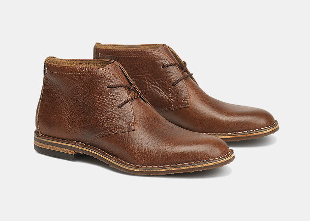 Trask Brady Chukka Boots